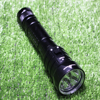 Led Diving Waterproof Lights DX4S XM L2 U2 3200LM LED Diving Flashlight Torch Brightness Waterproof 100m