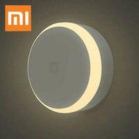 Xiaomi Mijia Corredor CONDUZIU a Lâmpada Luz Da Noite Fotossensível e IR Body Motion Sensor Infravermelho Casa Inteligente Controle Remoto|Controle remoto inteligente| |  -