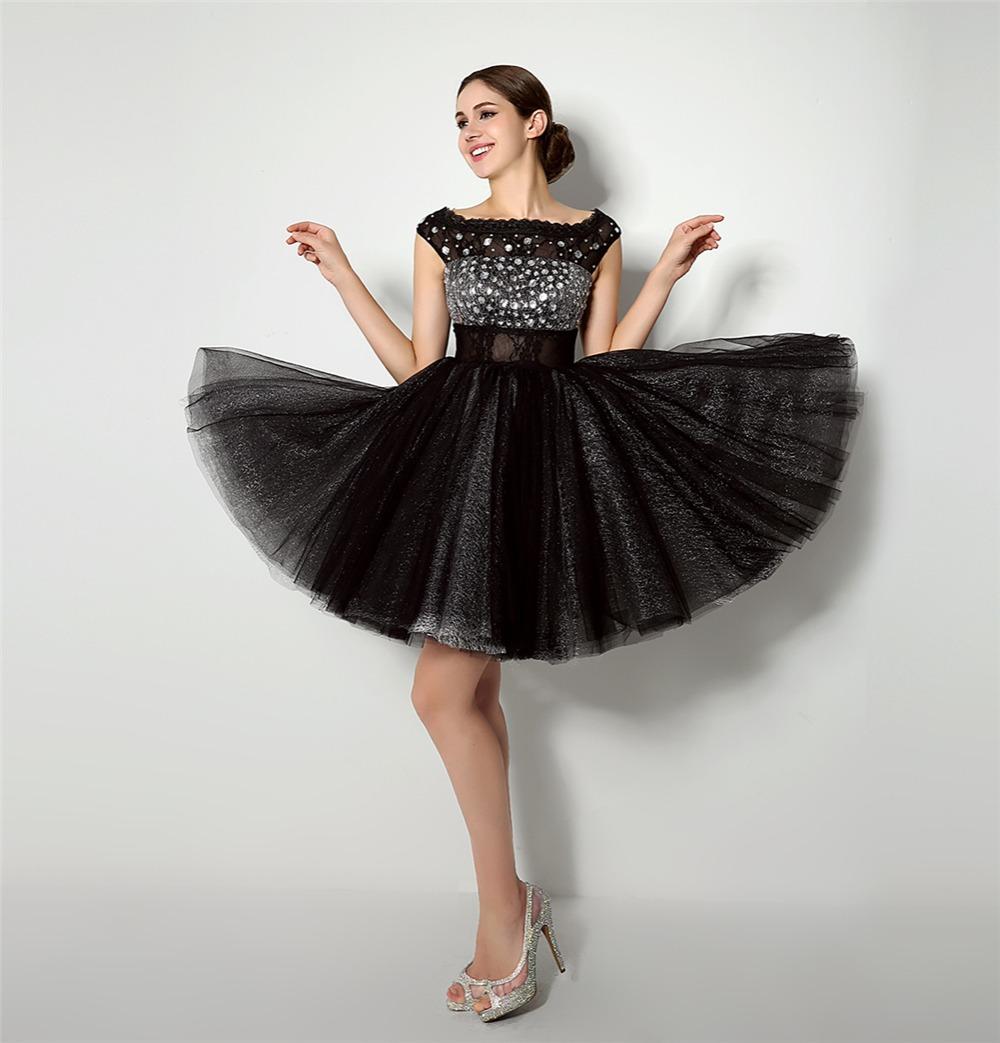 42e214ecc199 ... Cap Sleeves Rhinestones Beaded Cocktail Party Dress Short Formal Homecoming  Dress Cheap. 1397 1398 1399 1400 1401 1402 1403