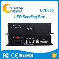 Linsn 802d Sender AMS LCB300 Linsn Control Box Including Linsn Ts802d Sending Card