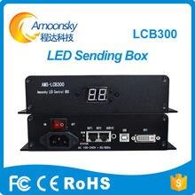 Linsn 802d remetente AMS-LCB300 linsn caixa de controle incluindo linsn ts802d cartão de envio