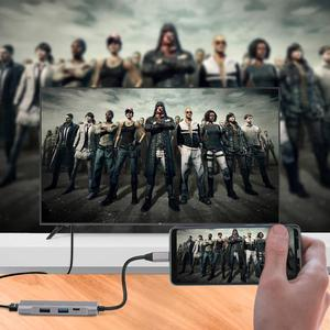 Image 3 - USB C vers HDMI adaptateur Hub pour Samsung Dex Station MHL Galaxy S8 S9 S10/Plus Note10/9 onglet S4 S5e S6 Type C/Thunderbolt 3 Dock