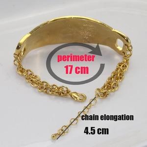 Image 4 - Bracelets musulmans Allah coran bracelets, bijoux de mode Islam
