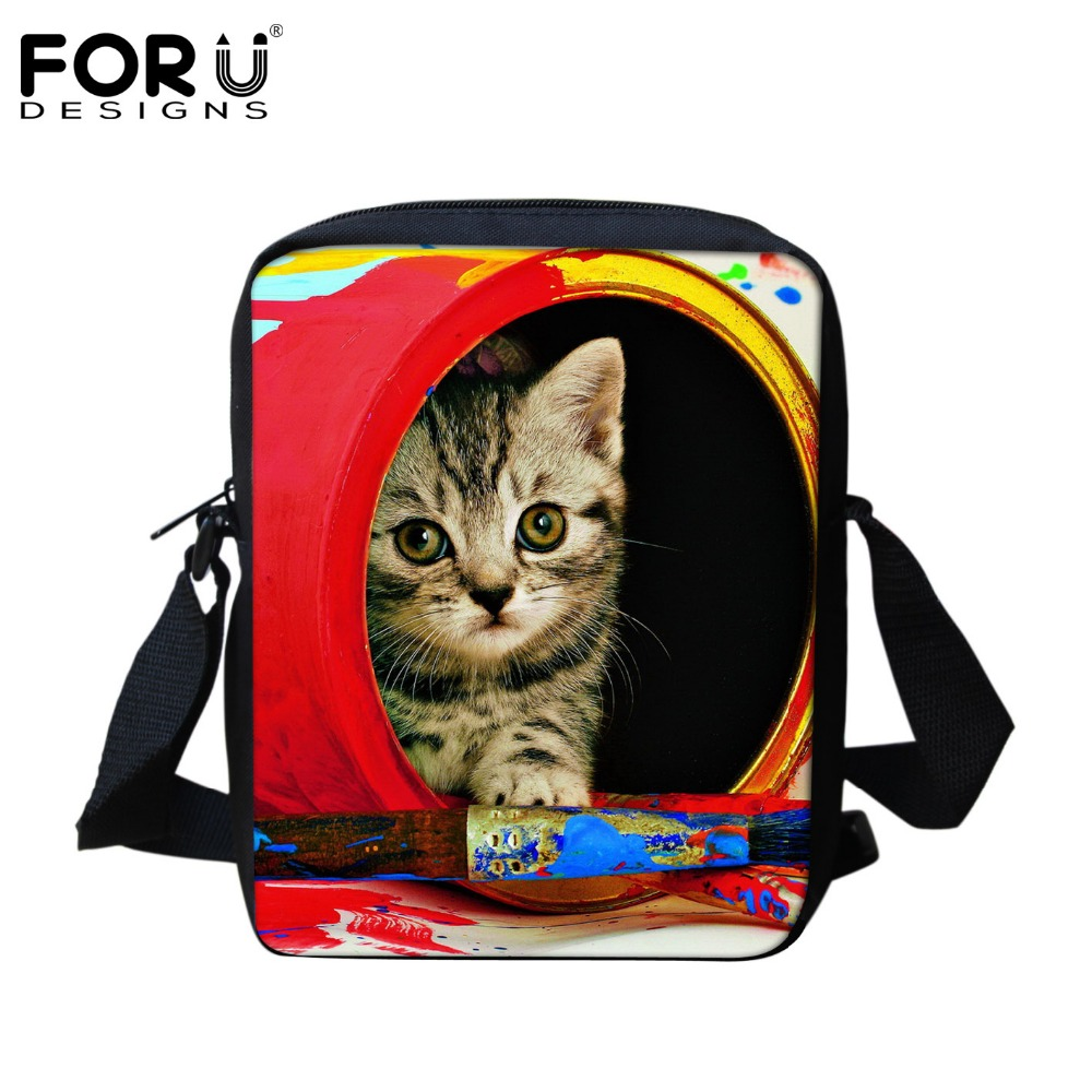 Cute Pet Cat School Bags for Girls Boys Children Mini Schoolbag Kindergarten Student Shoulder Bag Mochila Infantil Kids Book Bag