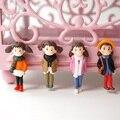 Imã de geladeira Bonito menina dos desenhos animados quadro magnético magnético dedução absorção Geladeira Magnética adesivos Decorações Home