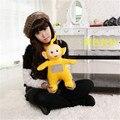 Большой прекрасный новый творческий желтый toystuffed laa laa Телепузики кукла подарок о 50 см