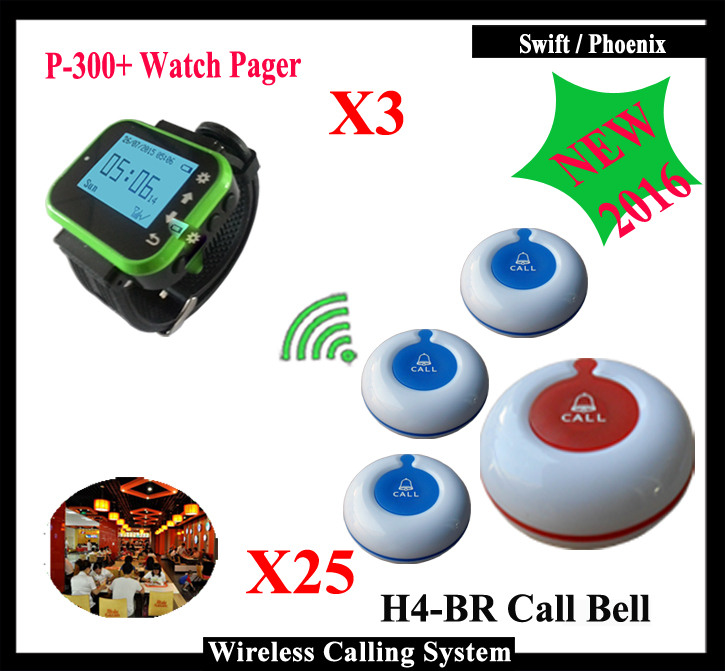 Aliexpress Com Buy Restaurant Wireless System With Guest Pager