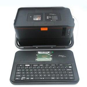 Image 2 - Etiketleme makinesi Etiket Hattı Numarası PT E800T/E800TK Hattı Numarası PT E850TKW Basılabilir Kablosuz Bağlantı