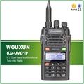 Бесплатная Доставка Классический 5 Вт Оригинал WOUXUN KG-UVD1P IP-55 Водонепроницаемый УКВ Двухстороннее Радио