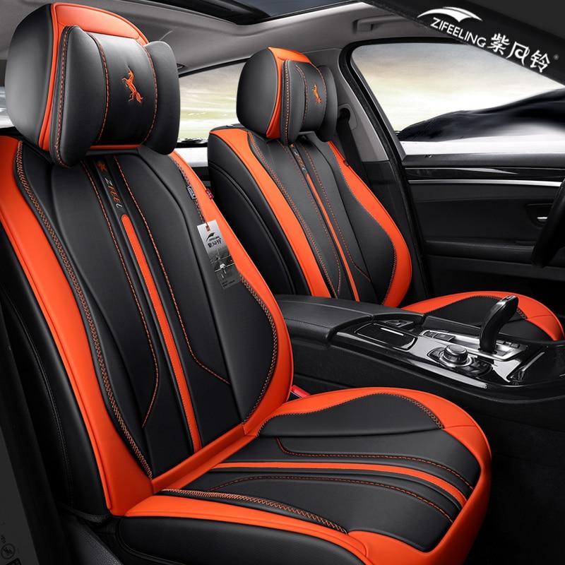 Couverture de Siège De voiture, styling de voiture Pour BMW F10 F11 F15 F16 F20 F25 F30 F34 E60 E70 E90 1 3 4 5 7 série GT X1 X3 X4 X5 X6 SUV De Voiture pad