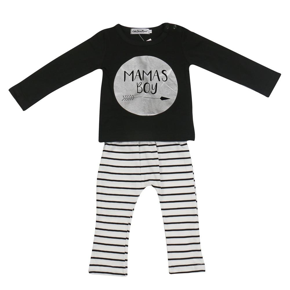 2017-New-fashion-infant-clothing-set-long-sleeved-Letter-MAMAS-BOY-T-shirtpants-2pcssuit-newborn-toddler-baby-boy-clothes-2