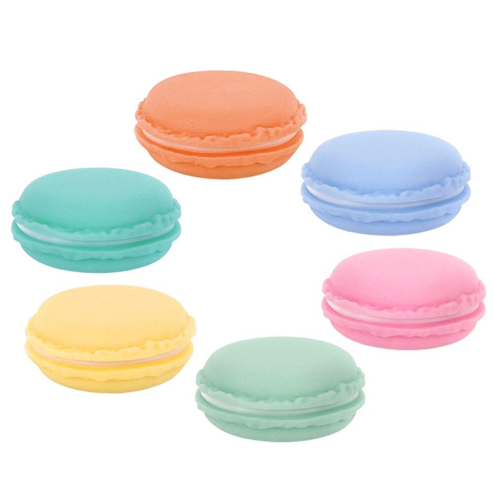 Wituse дешево! 6 шт. наушники SD карты ювелирные изделия Macarons сумка большая коробка для хранения Чехол чехол таблетки аксессуар для дома Организ...