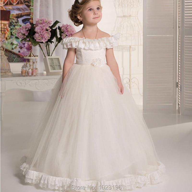 A Line Vintage First Communion Dresses Promotion-Shop for ...