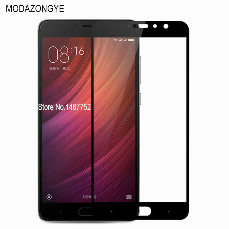 2pcs Tempered Glass Xiaomi Redmi Pro Screen Protector Xiaomi Redmi Pro Red mi pro Screen Protector Glass Flim Full Cover 5.5