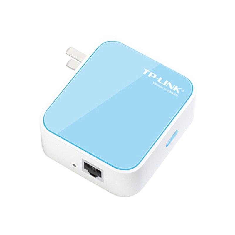 Tp-link Routeur Sans Fil 300 Mbps Mini TL WR800N Routeur 1 Interface Lan ARange Extenseur Amplificateur de Signal Prolongateur