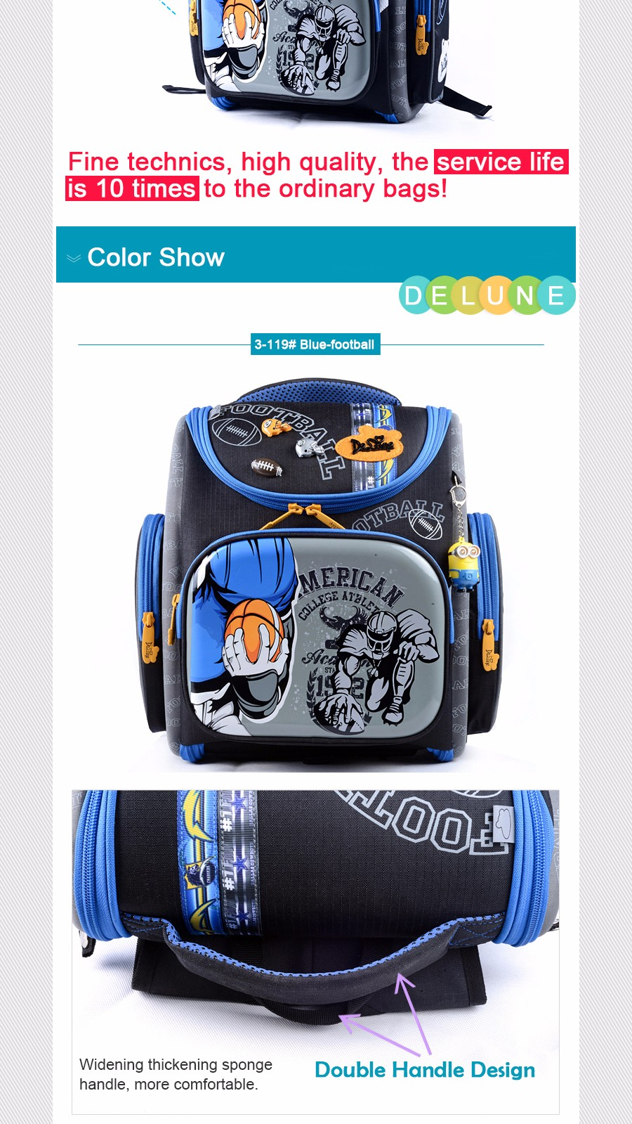 Children School Bags Jeep off road vehicles For Boys BackPack Travel ... 56b91d8a7c9ca