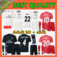 adeb89282 Buy suit soccer real madrid and get free shipping on AliExpress.com