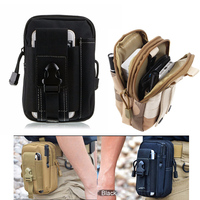 Universal Sport Waist Belt Pouch Wallet Phone Case Cover Bag For Samsung Galaxy S8 G9500 / J3 Prime / Amp Prime 2 / iMAN Victor
