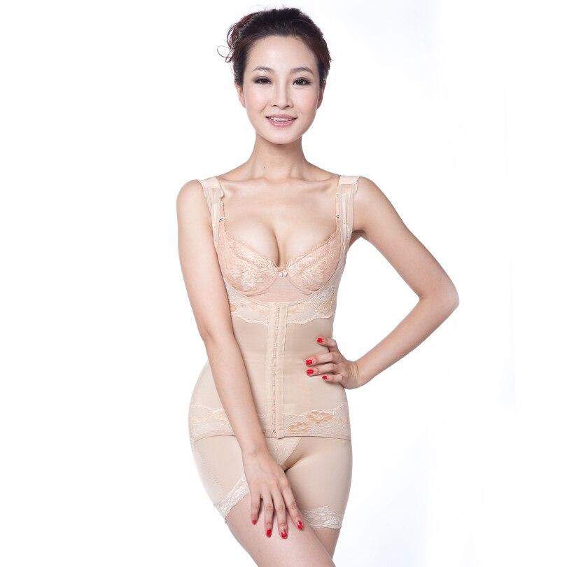Haut de gamme Femmes Shapewear Body Shaper Taille Formateur Sous-Vêtements Taille Shaper Récupération Post-partum Corset Ceinture Minceur Shaper