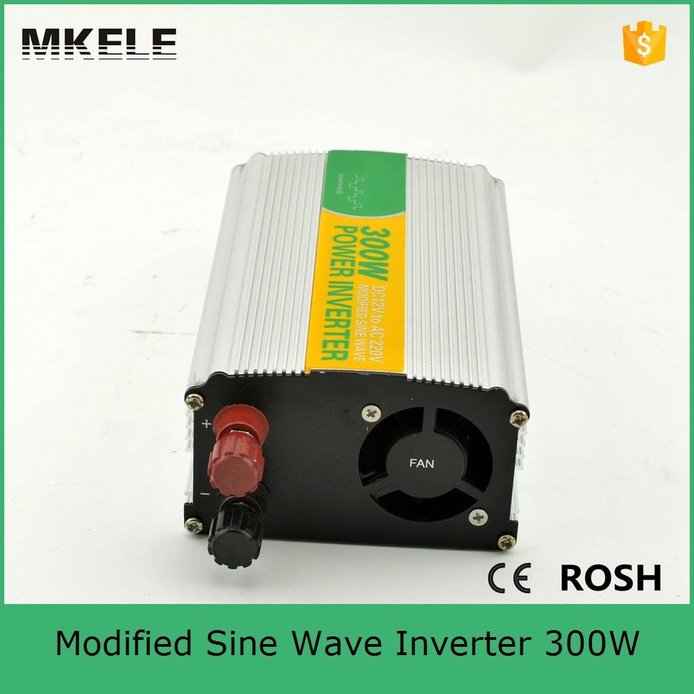 цена на MKM300-122G modified sine wave power inverter 12v 220v 300w dc 12v to ac 220v circuit diagram for home using