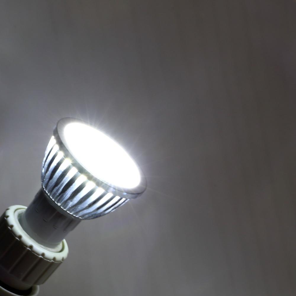 Indoor Led Light Bulbs: High Light Intensity Indoor Light Bulbs 6W 4LED GU10