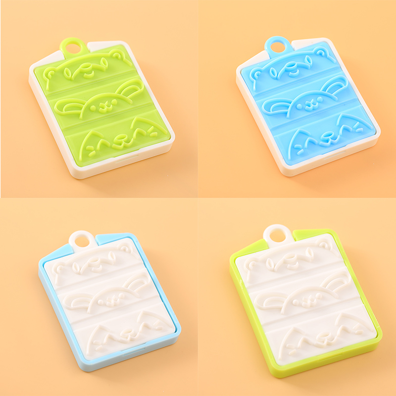 Sausage Cutter Mold Mould Picks Bento Party DIY Decorate Cute Shape Lovely Cute Color Random