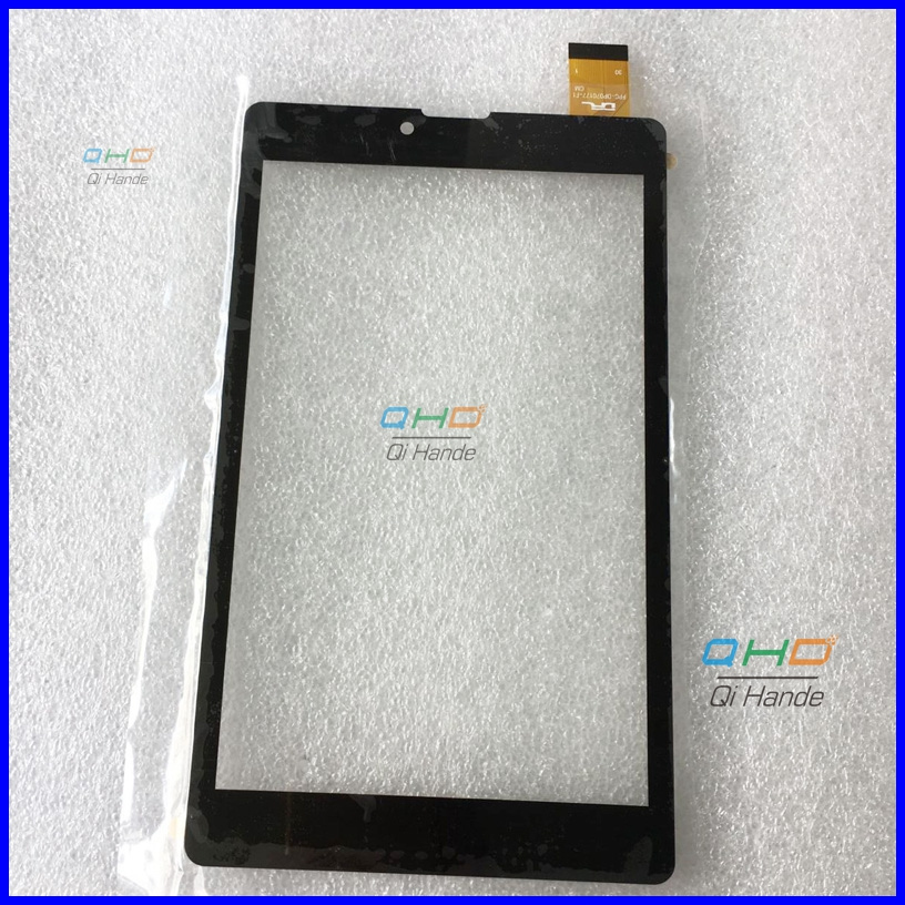 New For 7'' Inch FPC-DP070177-F1 Touch Screen Digitizer Sensor Tablet PC Replacement Front Panel High Quality a mjk 0331 v1 fpc mjk 0331 fpc new 10 1inch tablet touch screen touch panel digitizer glass sensor replacement