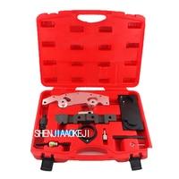 NEW M52, M54 timing tools group Camshaft adjustment engine settings Car repair tool special tools kit Portable hardware toolbox