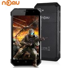 "Nomu S30 5.5 ""FHD 4 GB RAM 64 GB ROM 4G Smartphone 5000 mAh 5MP + 13MP Kamery Dualne MT6755 Octa Rdzeń Telefon komórkowy 2.0 GHz Android 6.0"