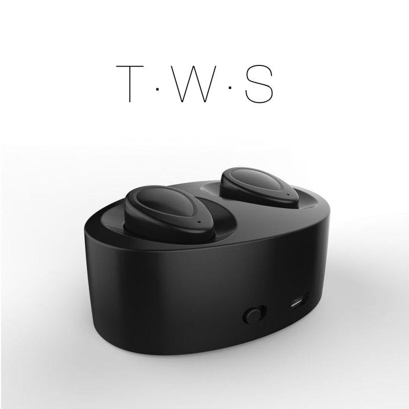DUSZAKE Waterproof True Wireless Stereo Earphones Bluetooth Headphones Mini Touch Wireless Earphones TWS With Mic For Phone tws 16 tws bluetooth earphones true wireless earbuds mini stereo music with mic