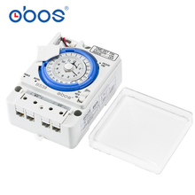 High quality Promotional 24 Hours 15 Minutes Interval Daily Programmable Mechanical Time Switch BS38 10A Timer