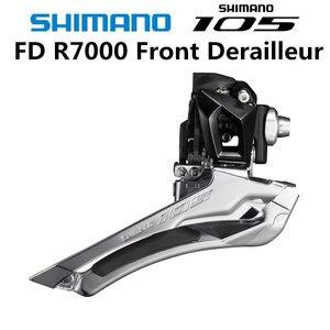 Image 3 - SHIMANO desviadores de freno de disco hidráulico para bicicleta de carretera, palanca de cambios delantera y trasera, R7020, 105, R7020