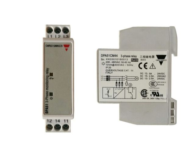 Phase Monitor Relay 3 Phase Circuit - Find Wiring Diagram •