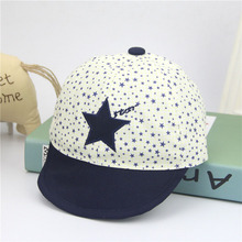 Embroidered Twinkle and Star Baby's Baseball Cap