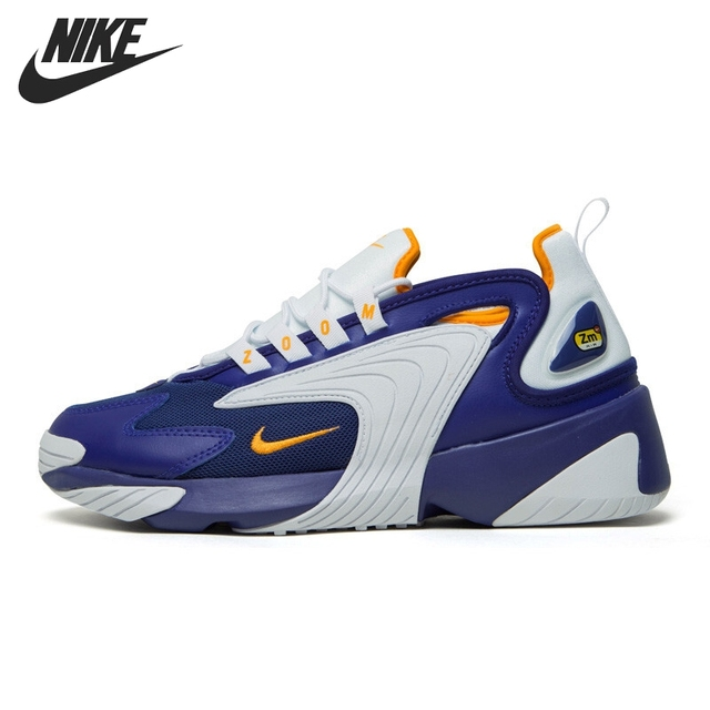 Original New Arrival NIKE ZOOM 2K Men's Running Shoes Sneakers Men's Fashion
