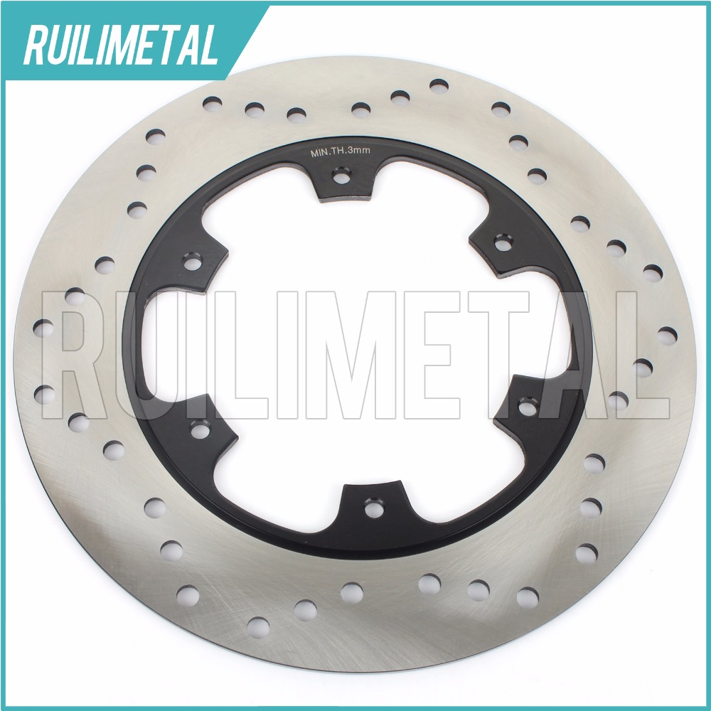 BIKINGBOY Rear Brake Disc Rotor for YZ 250 F SE Special Edition YZ 426 F YZ 450 F 03 04 05 06 07 08 09 10 11 12 13 14 15