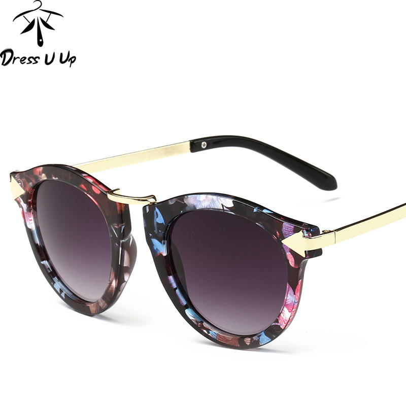New 2016 Vintage Sunglasses Woms