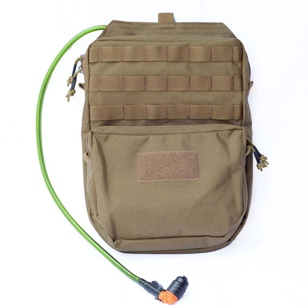 Sac à dos d'hydratation MOLLE tactique pour la vessie d'eau d'hydratation 3L tir en plein air chasse randonnée Camping