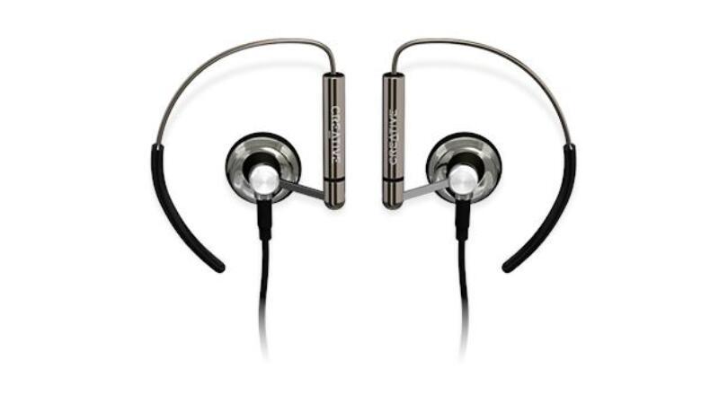 Aurvana Air наушники NiTi сплав спорт Hifi висит наушники для портативный с лихорадка качество звука