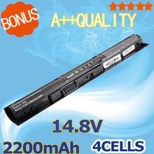 цена на 14.4v 4 Cell Black Battery for HP Pavilion Envy TPN-Q139 HSTNN-DB6J TPN-Q141 15-K301tu 15-ab093tx 15-ab527TX 440 G2 VI04