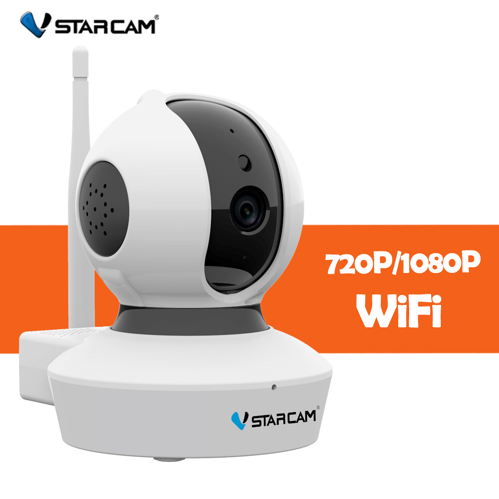 VStarcam 2MP HD 1080P 720P Wi Fi Surveillance IP Camera Wireless Home Security Camera Audio ipcam