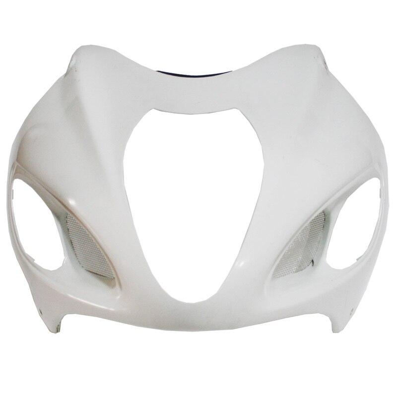Верхний передний обтекатель Клобук нос для Suzuki ХАЯБУСА 1999-2007 00 01 02 03 04 05 06