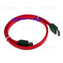 10pcs- 500pcs 0.5m Esata-esata Red Data Cable Hard Disk Box With Shield Cord