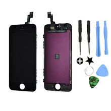 Original LCD Display+Touch Screen Digitizer Assembly 100% working Replacement Mobile Phone LCD Display for iPhone 5S 5C 5