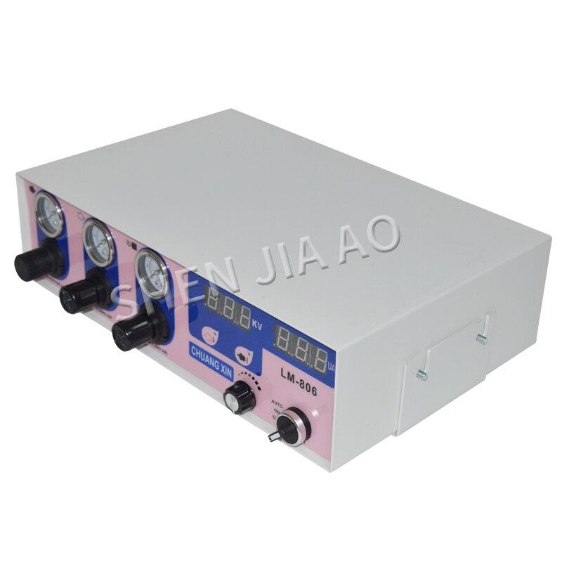 1PC LM-806 intelligens nagynyomású elektrosztatikus permetezőpor / - Elektromos kéziszerszámok - Fénykép 5