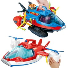 Paw Patrol toys set action figure paw patrol dog Air aircraft Ryder captain robot plane toy Patrulla Canina