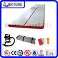 Высококачественный надувной воздушный коврик для фитнеса  Тренировочный Коврик для детей с бесплатным насосом и 4 м x 1 8 м