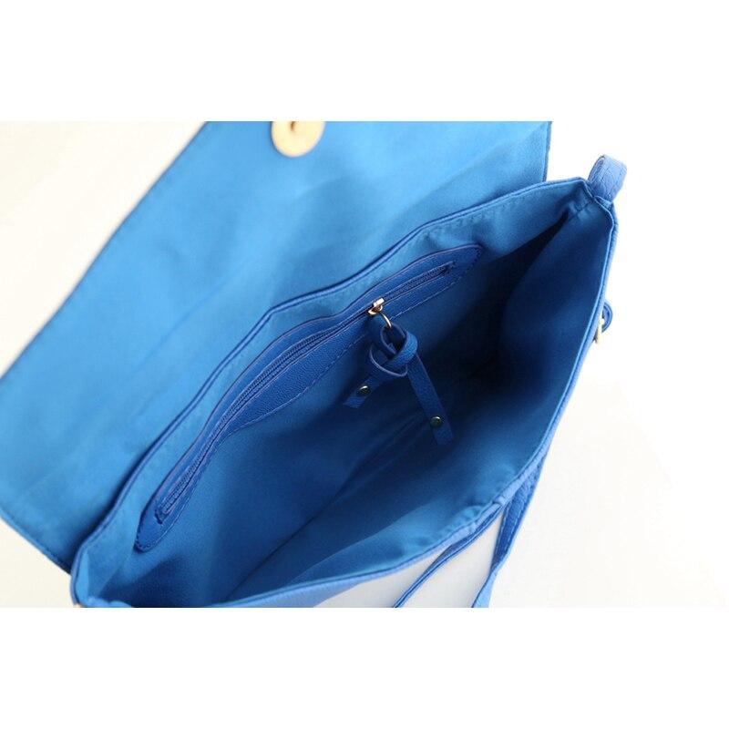 envelope sacolas do homensageiro crossbody Tipo de Ítem : Messenger Bag; Shoulder Bag