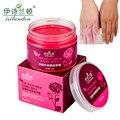 Rose Suero de Leche Mano de Parafina Baños Blanqueamiento Hidratante Peeling Mano Máscara Exfoliante Mano Cuidado de Los Pies Cuidado de La Salud
