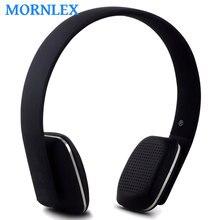 Auriculares Bluetooth stereo headset auriculares inalámbricos y auriculares casque auriculares manos libres con micrófono para el laberinto de la hoja